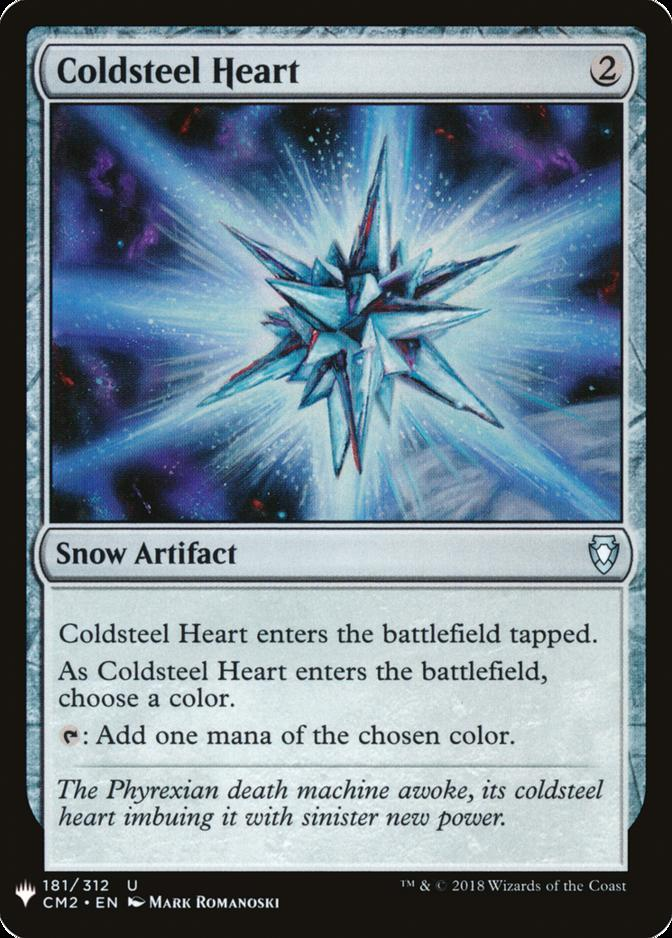 Coldsteel Heart [MB1]