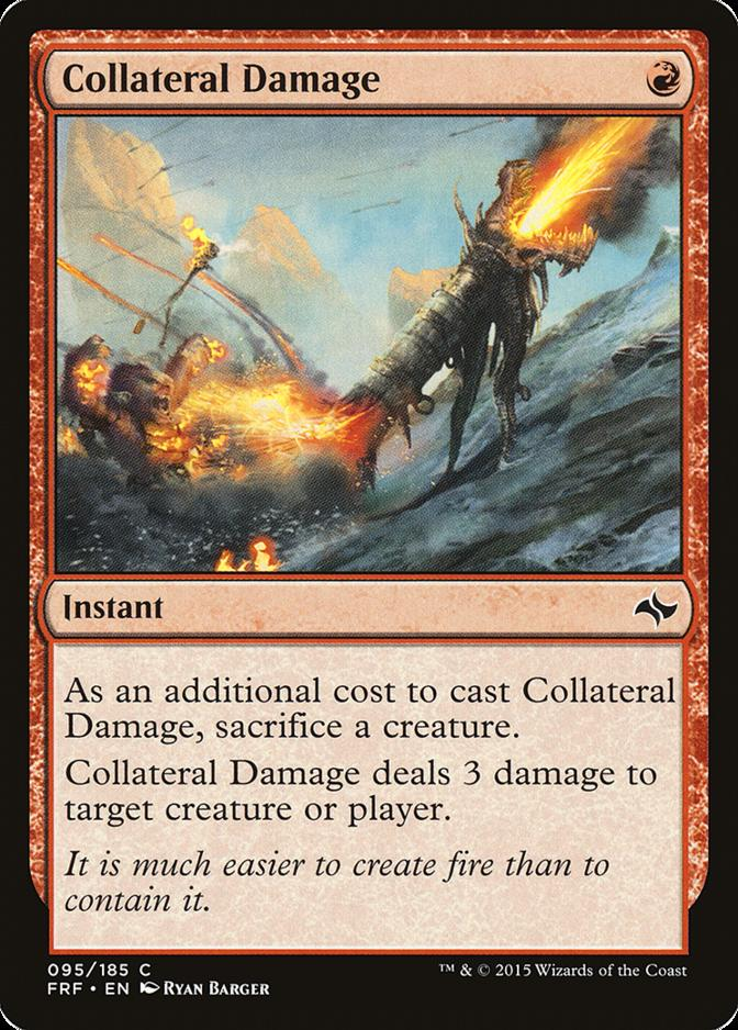 Collateral Damage [FRF]