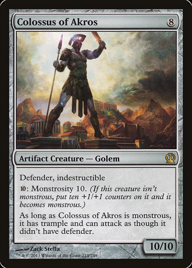 Colossus of Akros [THS]