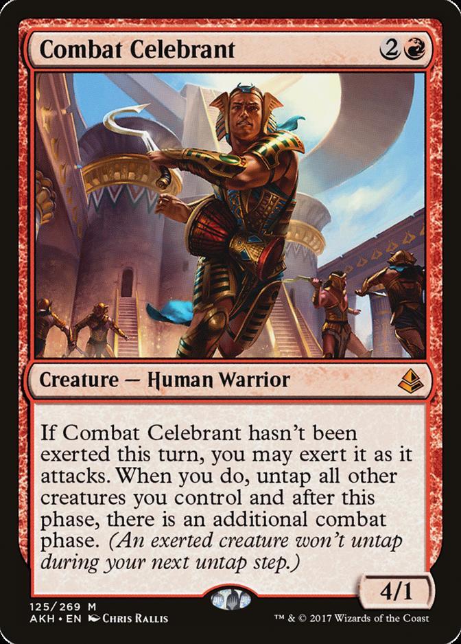 Combat Celebrant [AKH]