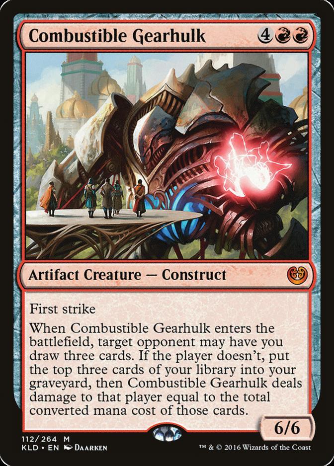 Combustible Gearhulk [KLD]