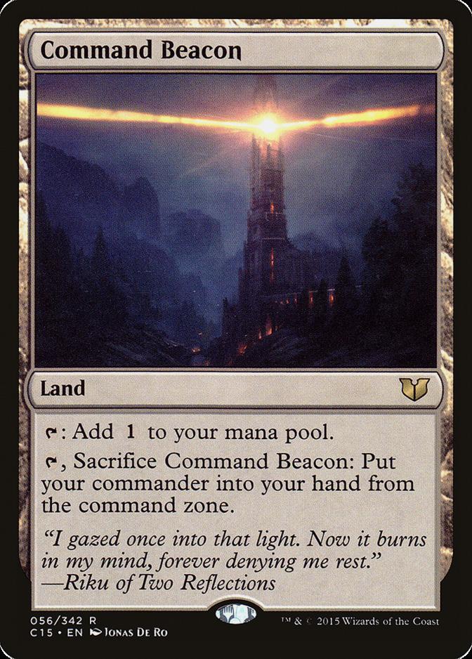 Command Beacon [C15]
