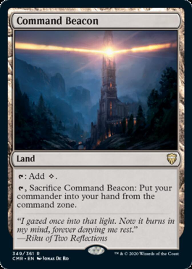 Command Beacon [CMR]