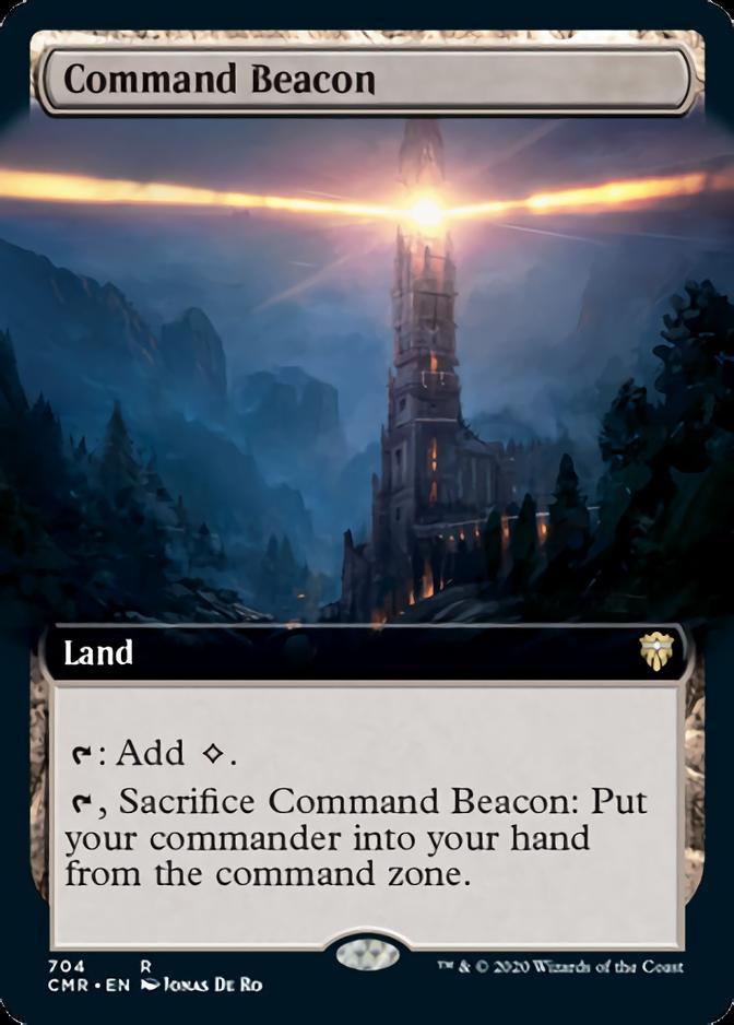 Command Beacon [PCMR]