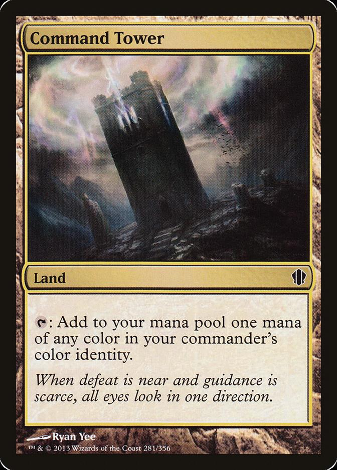 Command Tower [C13]