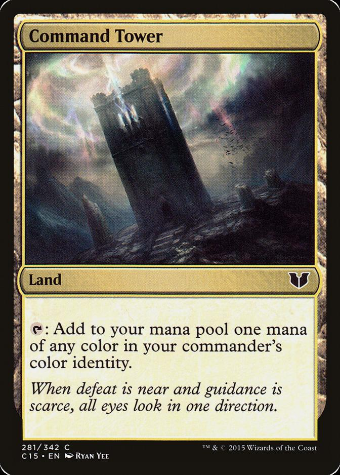 Command Tower [C15]