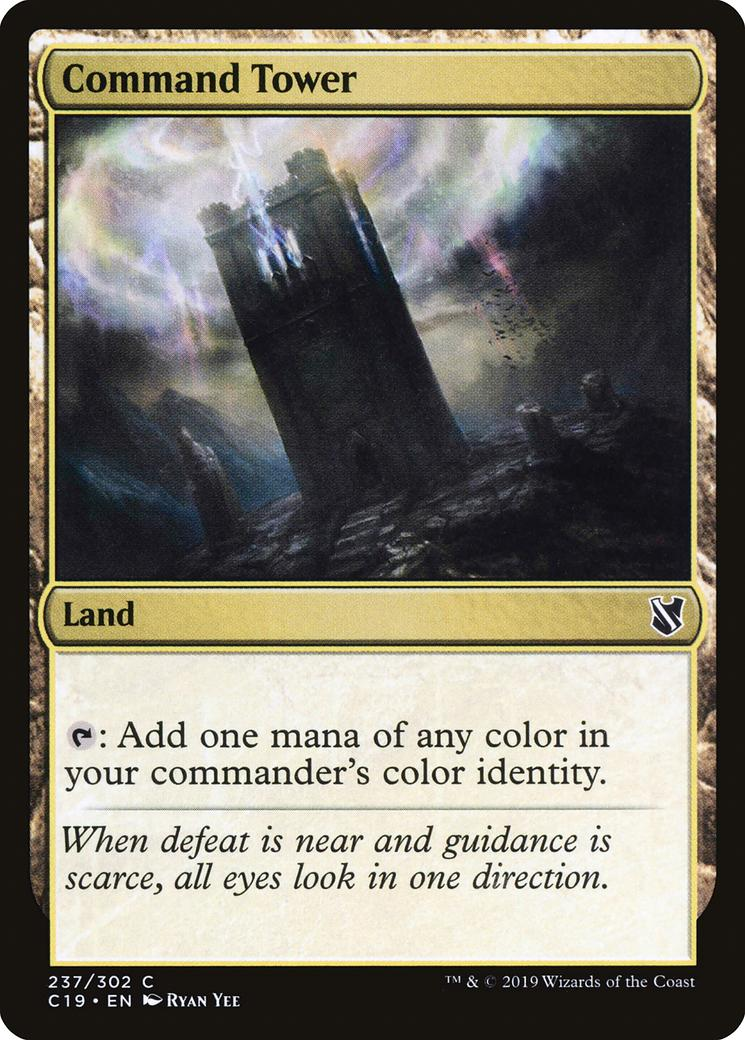 Command Tower [C19]