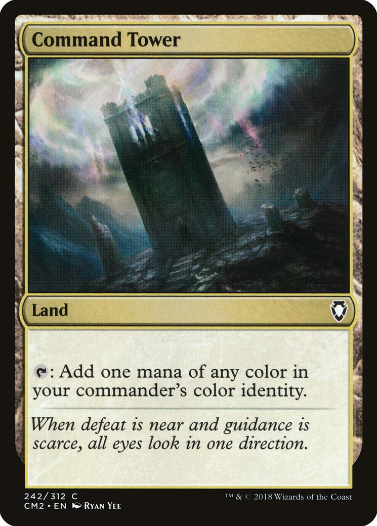 Command Tower [CM2]