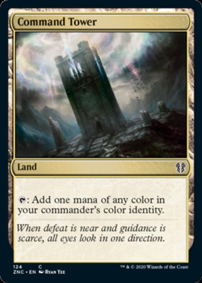 Command Tower [ZNC]