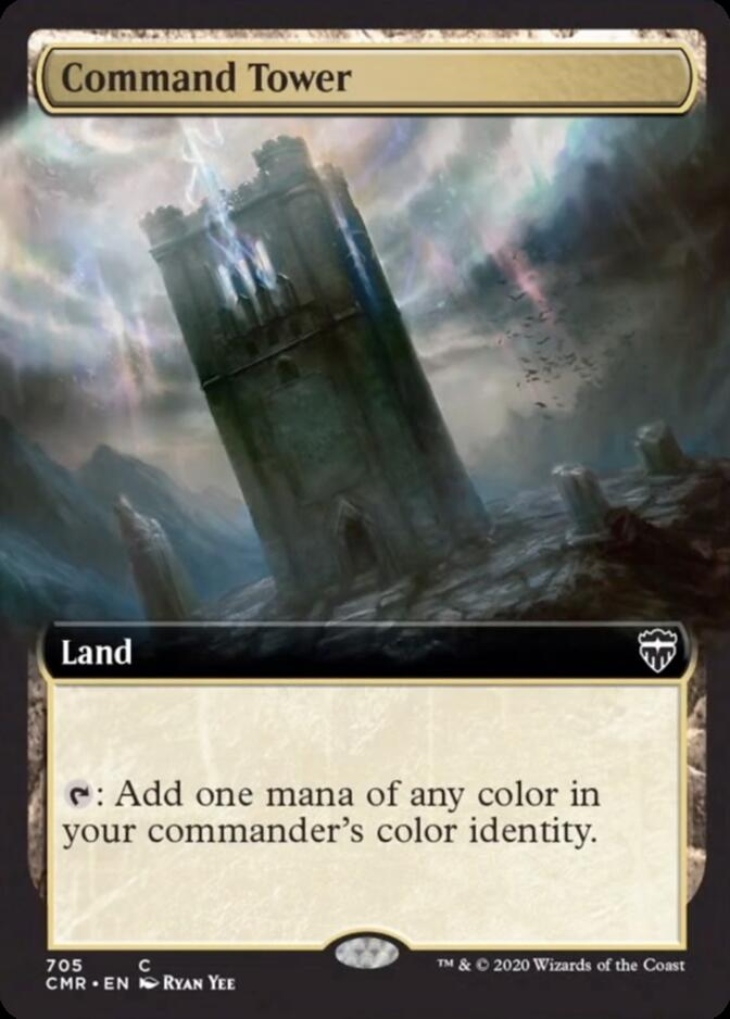 Command Tower <extended> [CMR]