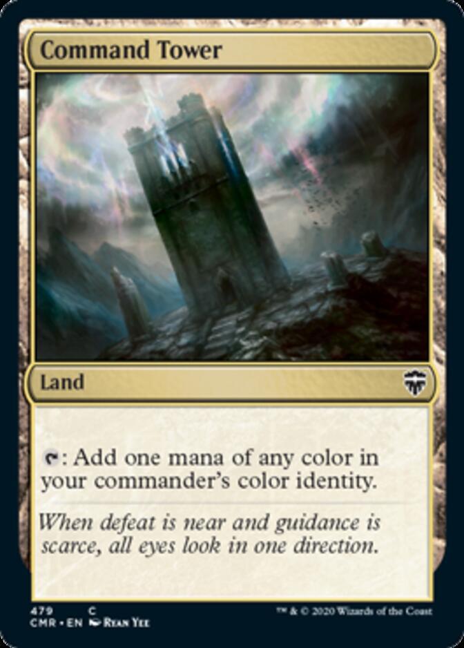 Command Tower <precon> [CMR]