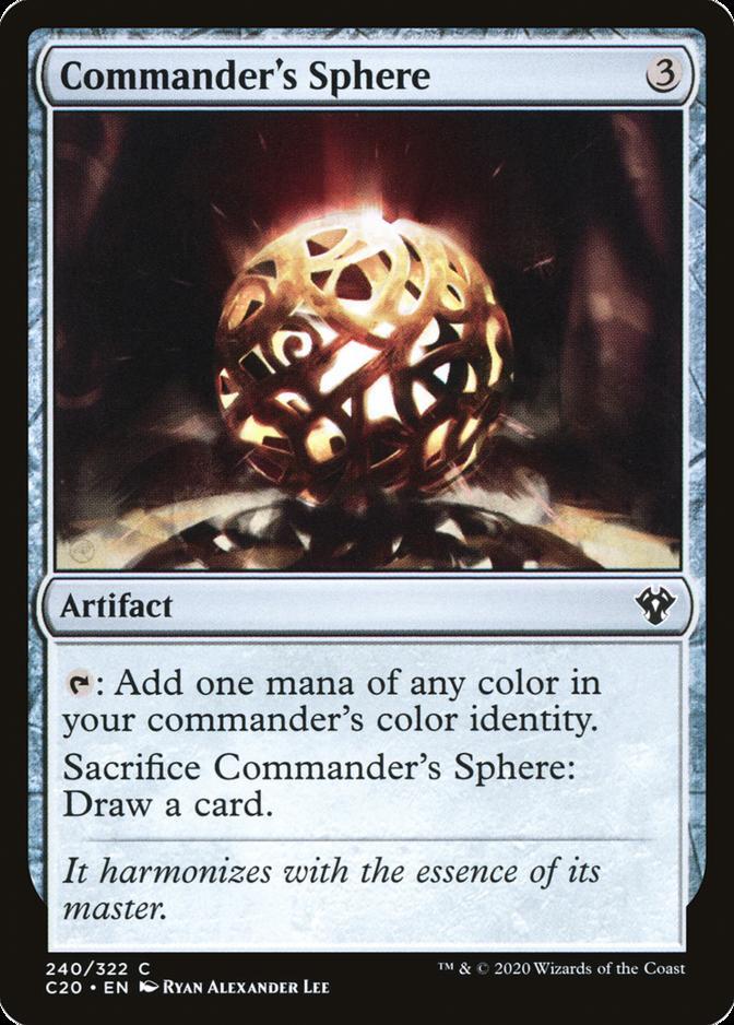 Commander's Sphere [C20]