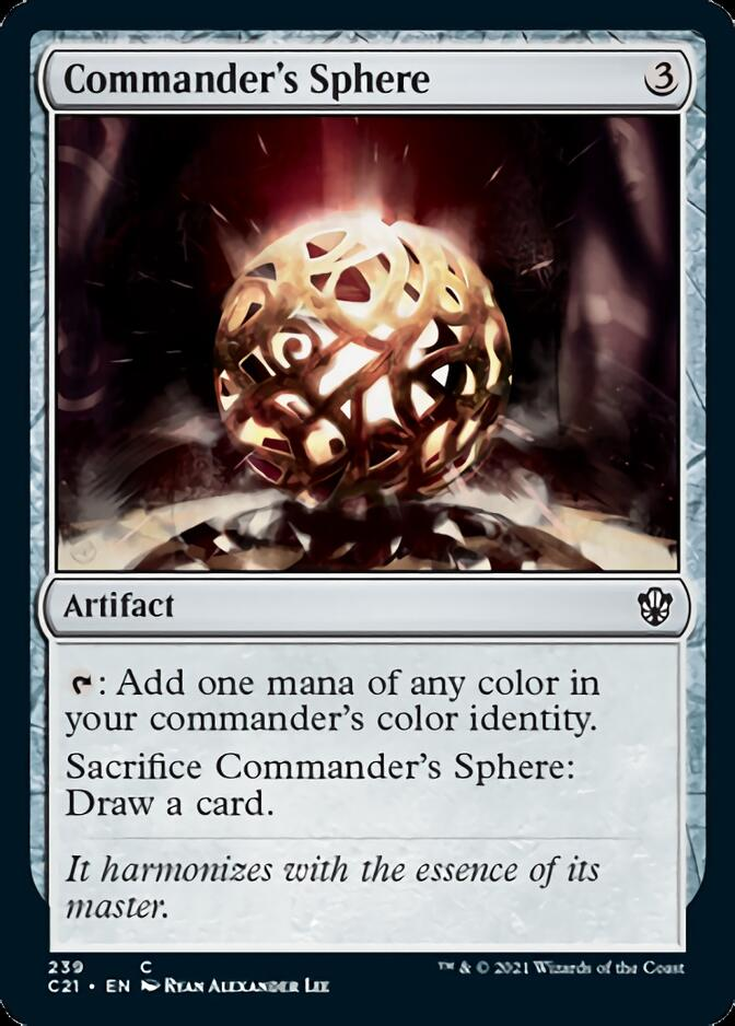 Commander's Sphere [C21]