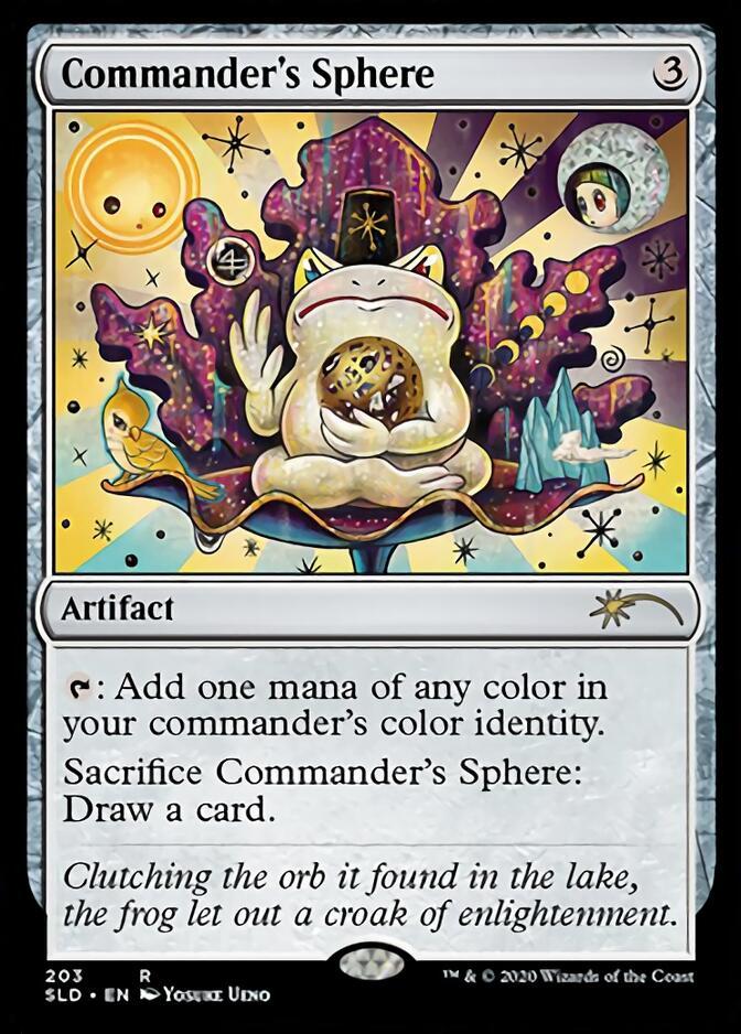 Commander's Sphere [SLD]