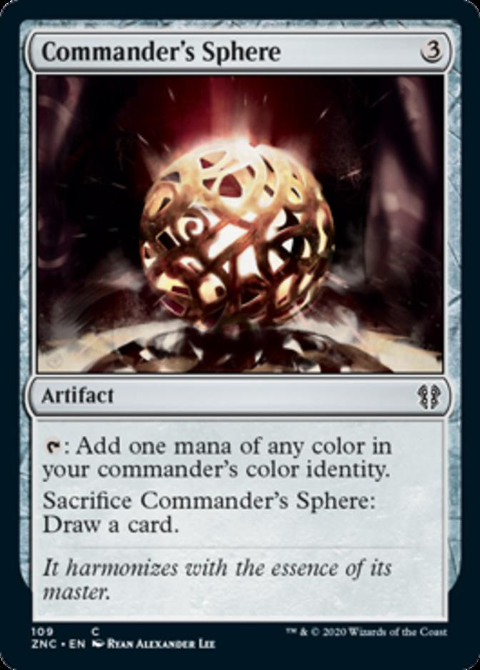 Commander's Sphere [ZNC]