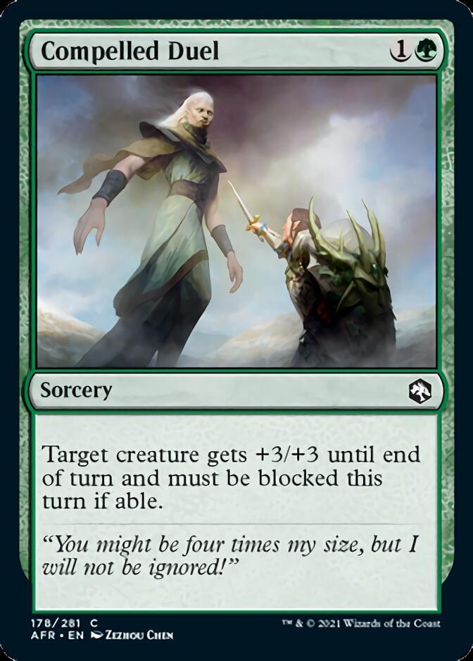 Compelled Duel [AFR]