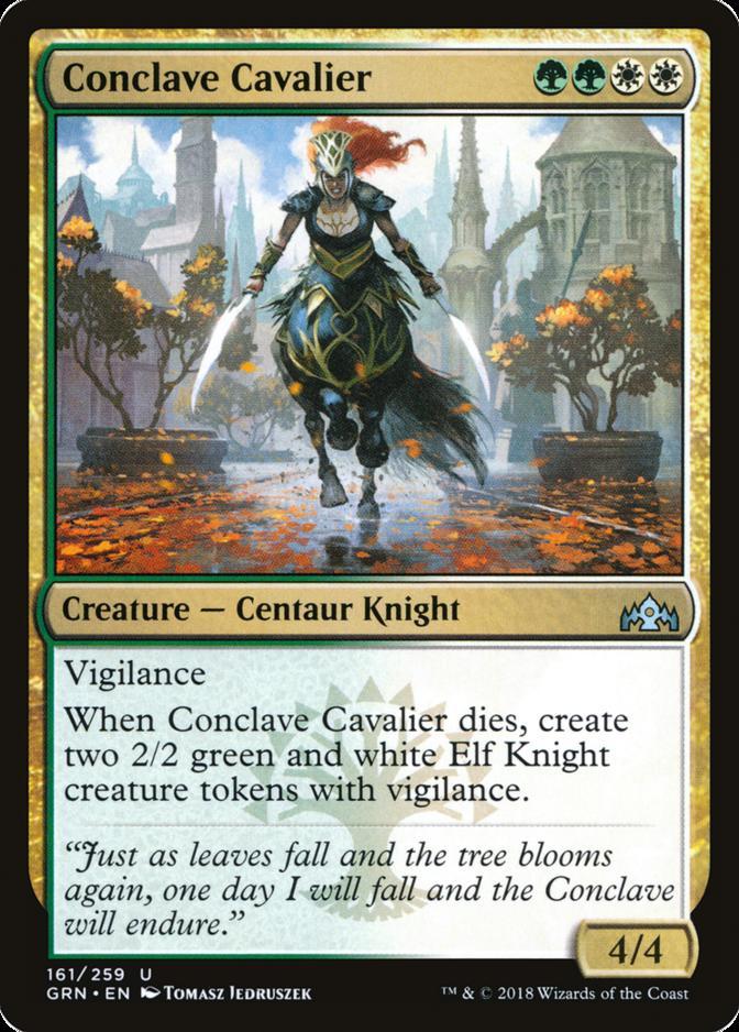 Conclave Cavalier [GRN]
