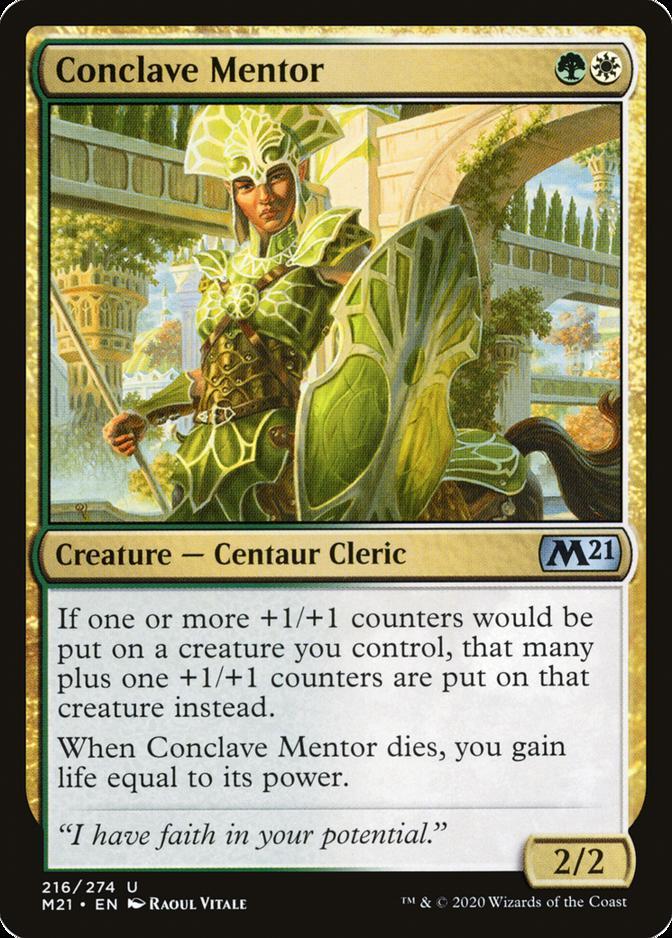 Conclave Mentor [M21]