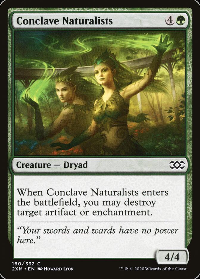 Conclave Naturalists [2XM]