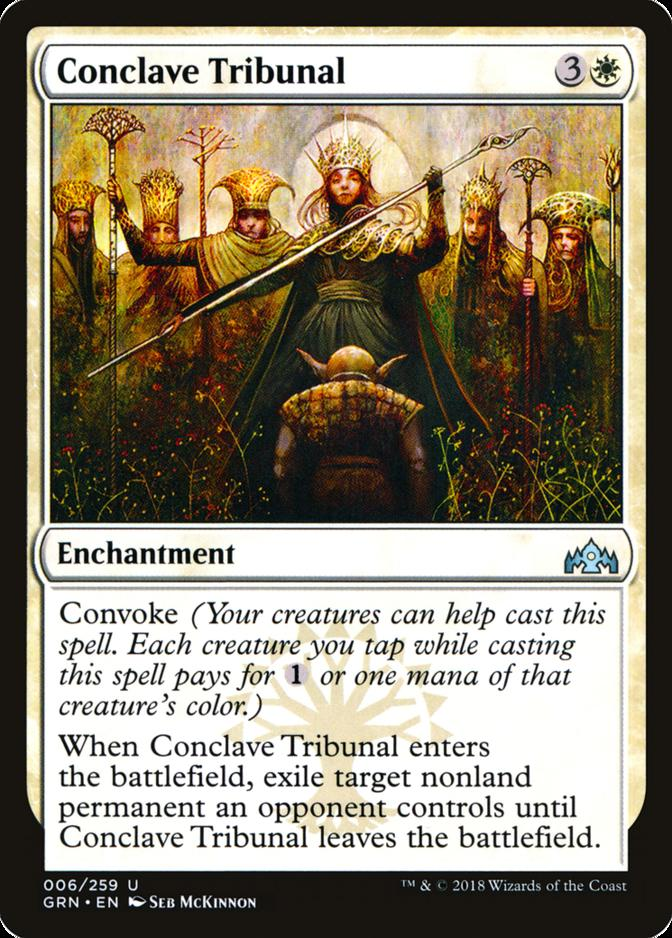 Conclave Tribunal [GRN]