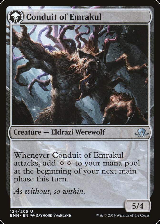 Conduit of Emrakul [EMN]