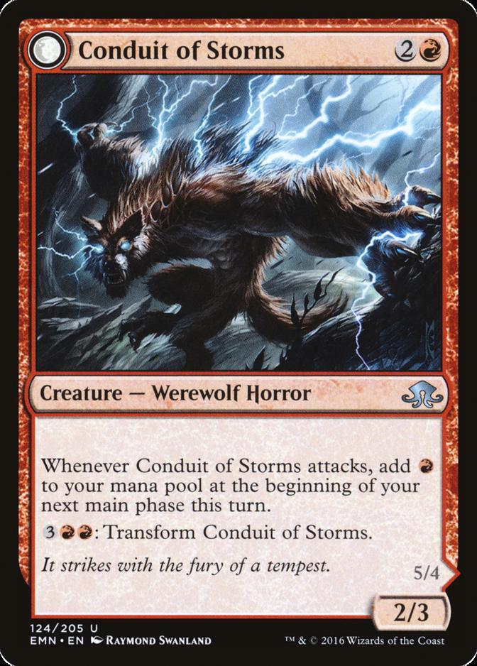 Conduit of Storms [EMN]