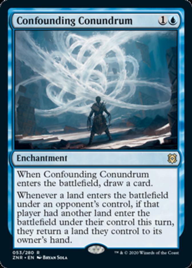Confounding Conundrum [ZNR]