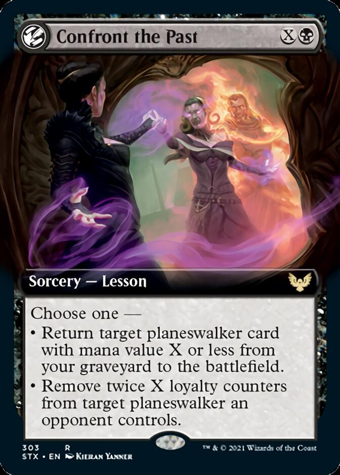 Confront the Past <extended> [STX]