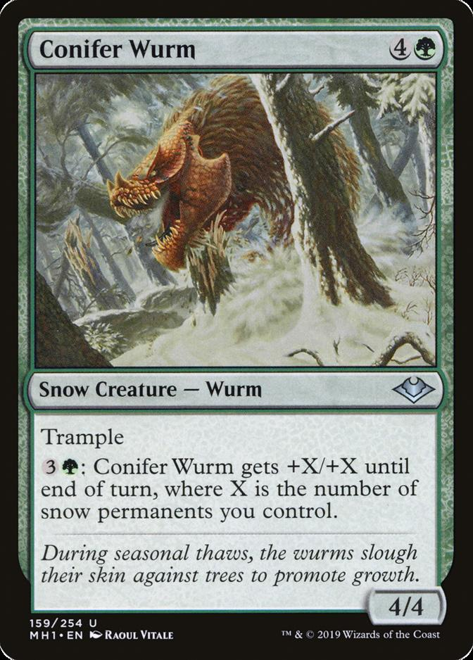 Conifer Wurm [MH1]