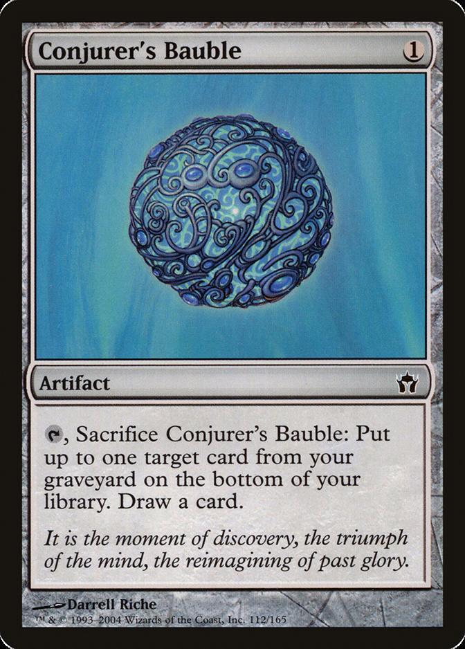 Conjurer's Bauble [5DN]