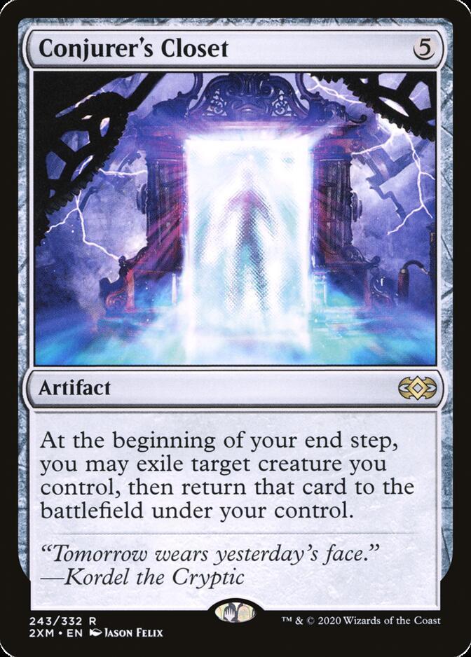 Conjurer's Closet [2XM]