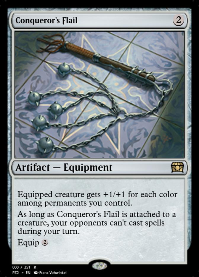 Conqueror's Flail [PZ2] (F)