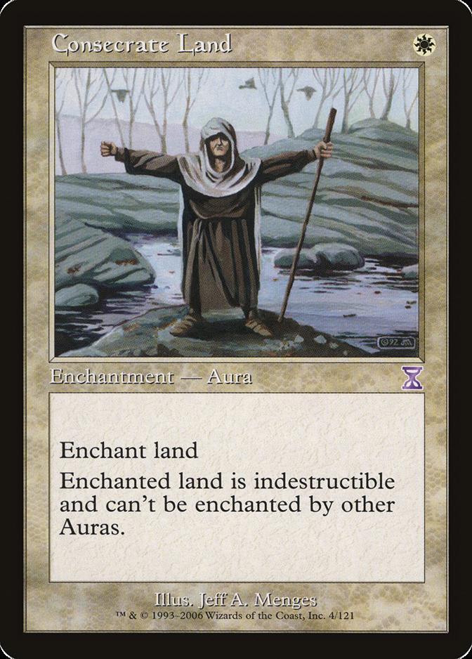 Consecrate Land [TSB]