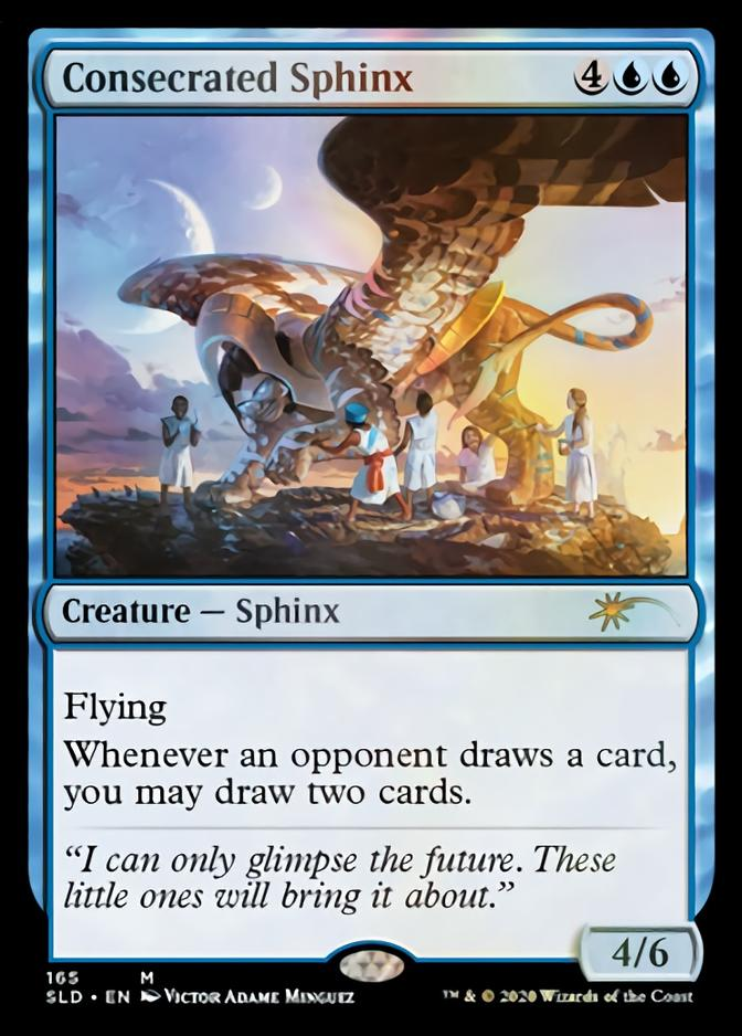 Consecrated Sphinx [SLD] (F)