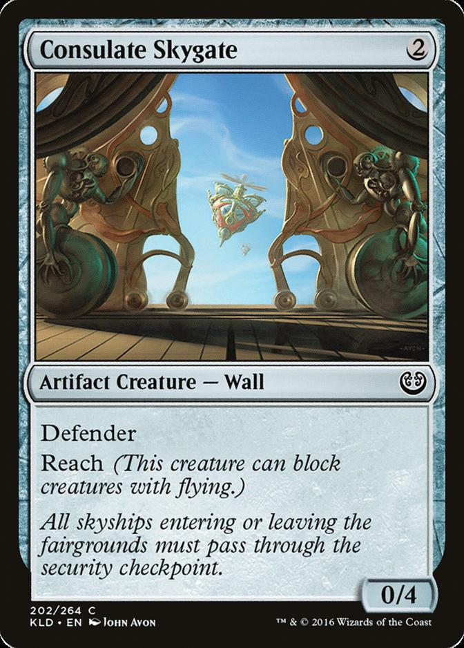 Consulate Skygate [KLD]