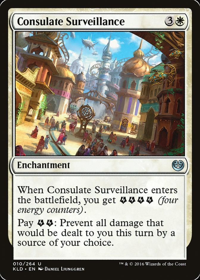 Consulate Surveillance [KLD]