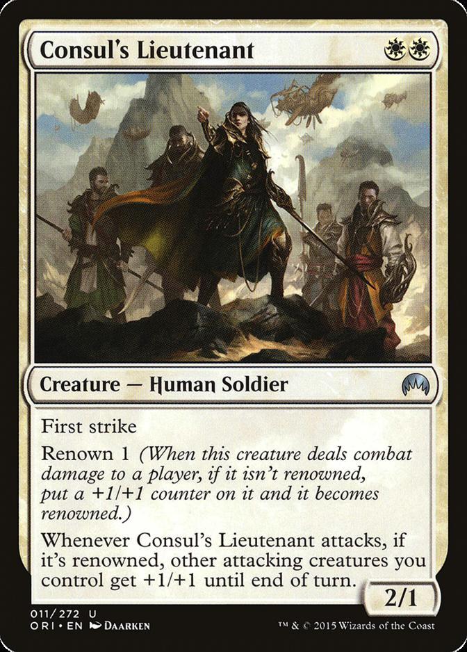 Consul's Lieutenant [ORI]