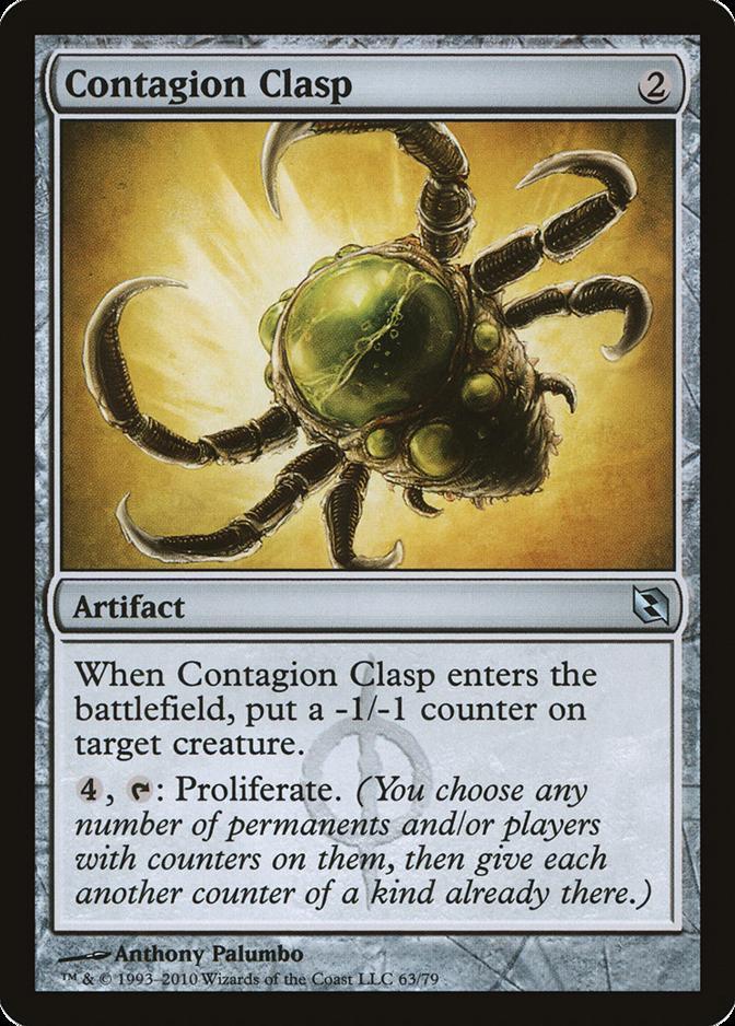 Contagion Clasp [DDF]