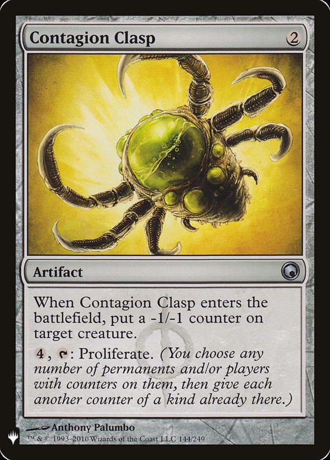 Contagion Clasp [MB1]