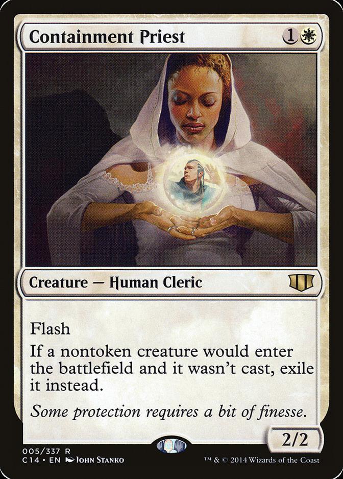 Containment Priest [C14]
