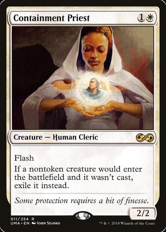 Containment Priest [UMA]
