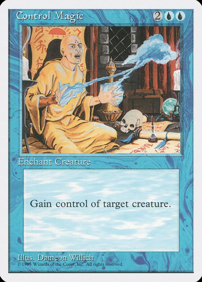 Control Magic [4ED]