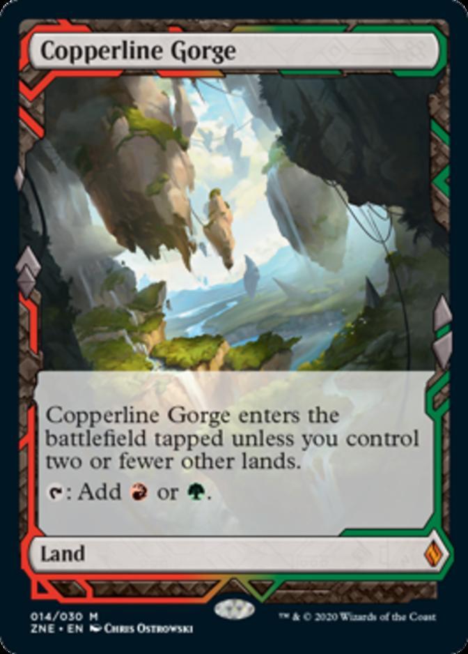 Copperline Gorge [ZNE]