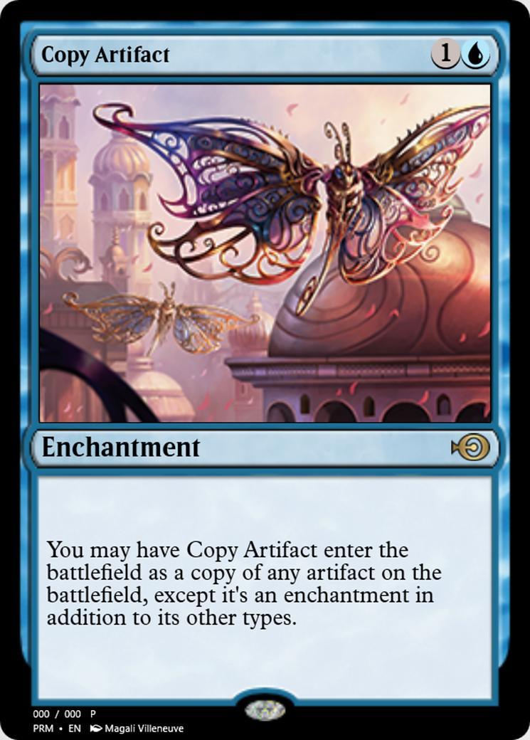 Copy Artifact [PRM]