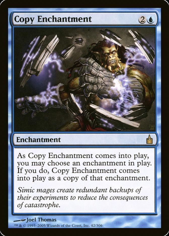 Copy Enchantment [RAV]