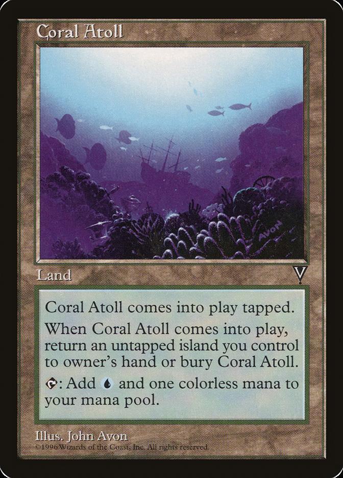 Coral Atoll [VI]