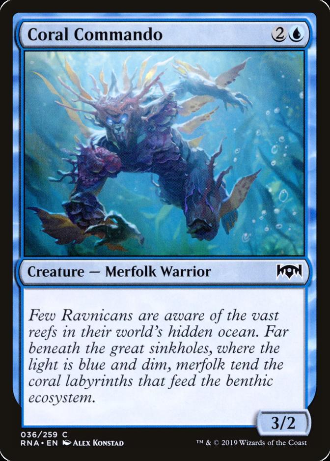 Coral Commando [RNA]
