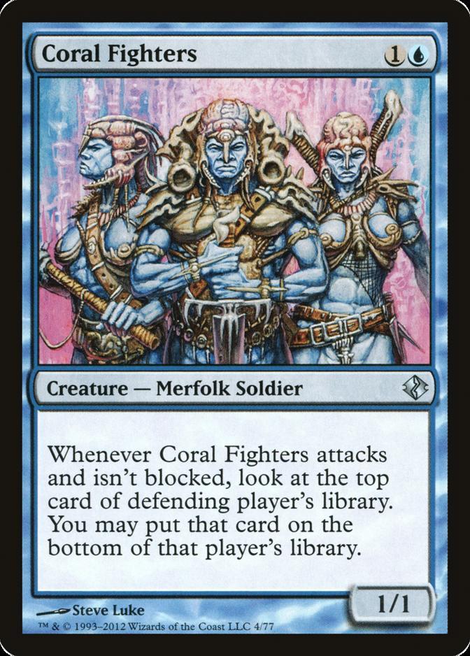 Coral Fighters [DDI]