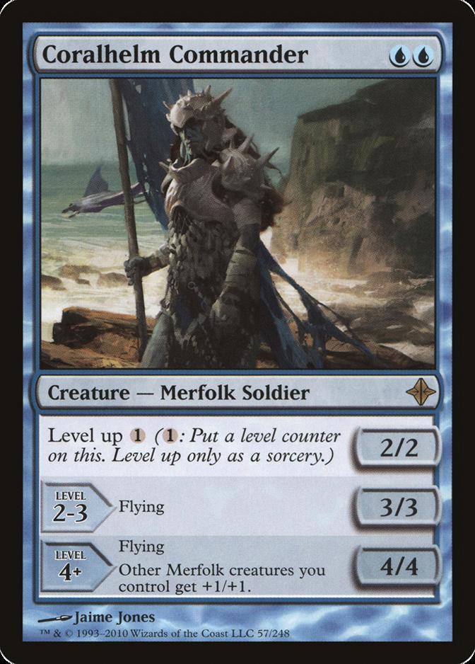 Coralhelm Commander [ROE]