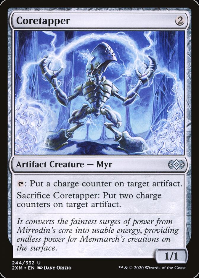 Coretapper [2XM]